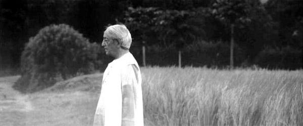 Krishnamurti 1969