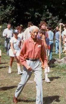 Krishnamurti marchant